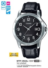 Casio MTP-VS02L-1B (A)