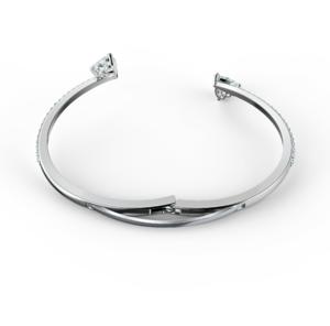 Незамкнутый браслет Swarovski ATTRACT SOUL 5535354 S