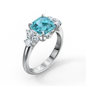 Коктейльное кольцо Swarovski SPARKLING 5535603 58