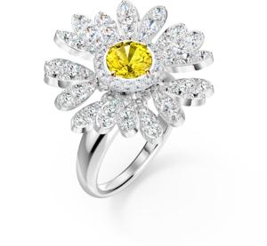 Кольцо Swarovski ETERNAL FLOWER 5534936 52