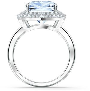 Коктейльное кольцо Swarovski ANGELIC 5572635 58