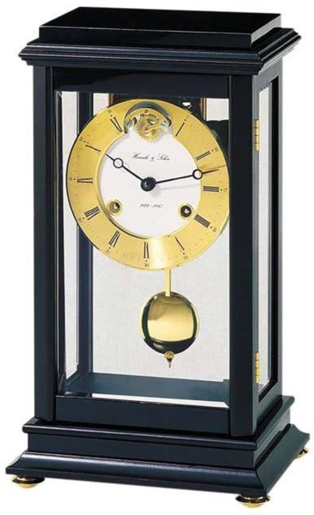 Настольные/каминные часы Hermle 22733-740139