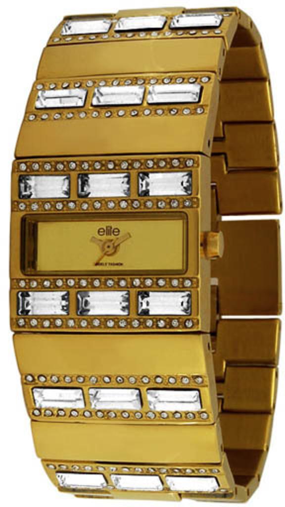 Женские часы Elite E51414G 101