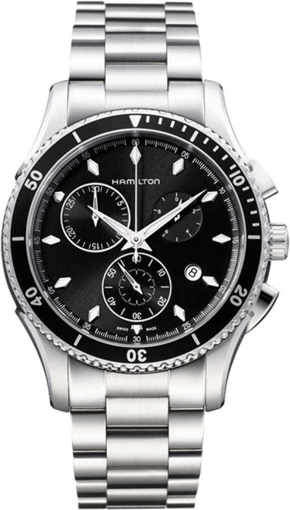 Часы HAMILTON H37512131, H37512131