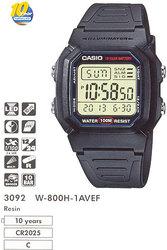 Часы CASIO W-800H-1AVEF - Дека