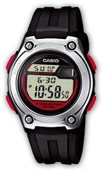 Часы CASIO W-211-1BVEF - Дека