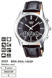 Часы CASIO BEM-504L-1AVEF BEM-504L-1A.jpg — Дека
