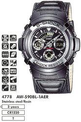 Часы CASIO AW-590BL-1AER AW-590BL-1A.jpg — ДЕКА