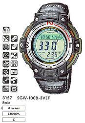 Часы CASIO SGW-100B-3VEF SGW-100B-3V.jpg — ДЕКА