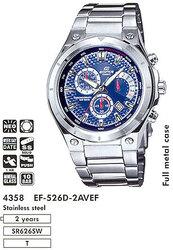Часы CASIO EF-526D-2AVEF EF-526D-2A.jpg — ДЕКА