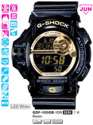 Годинник CASIO GDF-100GB-1ER 2011-08-11_GDF-100GB-1E.jpg — Дека