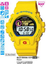 Часы CASIO GLX-6900A-9ER - Дека