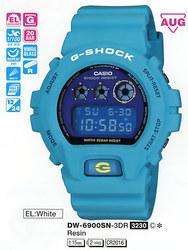 Годинник CASIO DW-6900SN-3ER - Дека