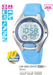 Часы CASIO LW-200-2BVDF - Дека
