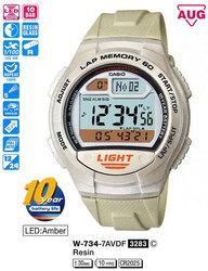 Часы CASIO W-734-7AVEF - Дека