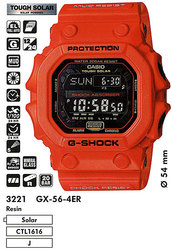 Часы CASIO GX-56-4ER - Дека
