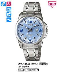 Годинник CASIO LTP-1314D-2AVDF - ДЕКА