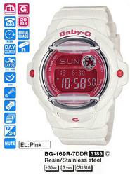 Годинник CASIO BG-169R-7DER - Дека
