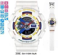 Часы CASIO GA-111DR-7AER - Дека