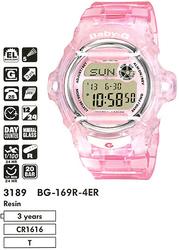 Часы CASIO BG-169R-4ER - Дека