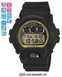 Часы CASIO DW-6900MR-1ER - Дека