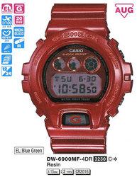 Часы CASIO DW-6900MF-4ER - Дека