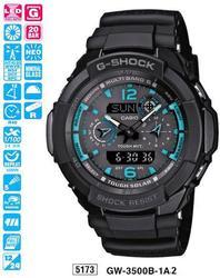 Часы CASIO GW-3500B-1A2ER - Дека