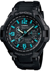Часы CASIO GW-4000-1A2ER - Дека