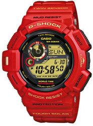 Часы CASIO G-9330A-4ER - Дека