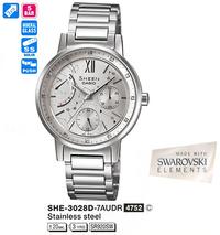 Часы CASIO SHE-3028D-7AUER - Дека