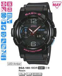 Часы CASIO BGA-180-1BER - Дека