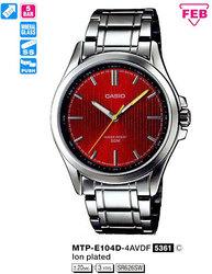 Часы CASIO MTP-E104D-4AVDF - Дека