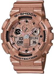 Часы CASIO GA-100GD-9AER - Дека
