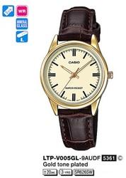 Часы CASIO LTP-V005GL-9AUDF - Дека