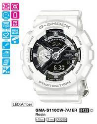 Часы CASIO GMA-S110CW-7A1ER - Дека