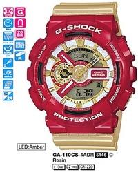 Часы CASIO GA-110CS-4AER - Дека