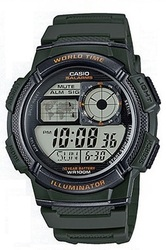 Годинник CASIO AE-1000W-3AVEF - ДЕКА