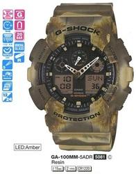 Часы CASIO GA-100MM-5AER - Дека