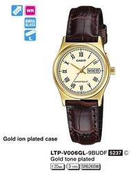 Годинник CASIO LTP-V006GL-9BUDF - Дека