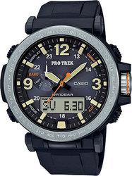 Часы CASIO PRG-600-1ER - Дека