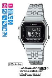 Часы CASIO LA680WA-1BDF - Дека