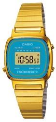 Часы CASIO LA670WGA-2DF - Дека