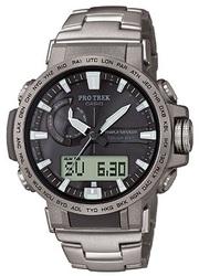 Часы CASIO PRW-60T-7AER - Дека