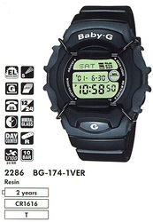 Годинник CASIO BG-174-1VER BG-174-1.jpg — Дека