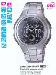 Годинник CASIO LAW-21D-1BVEF LAW-21D-1B.jpg — ДЕКА