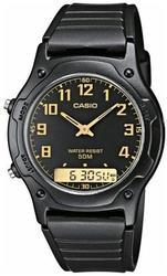 Годинник CASIO AW-49H-1BVEF - Дека
