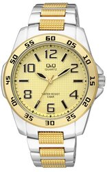 Часы Q&Q F468-403Y - Дека