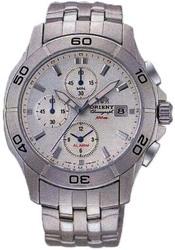Часы ORIENT FTD0E001W - Дека