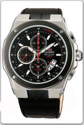 Часы ORIENT CTD0Y001B - Дека