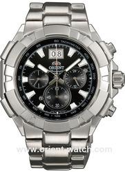 Часы ORIENT FTV00003B - Дека